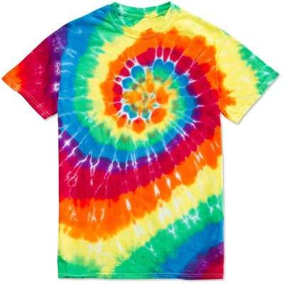 Unisex Tie-Dye Youth T-Shirt (CA1) Thumbnail