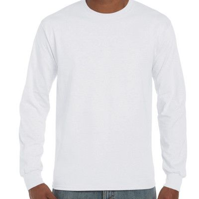 Unisex Gildan Cotton Long Sleeve Shirt (WEB/MM) Thumbnail