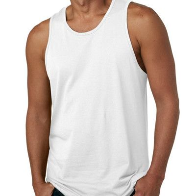 Men Cotton Tank (WEB/CA1) Thumbnail